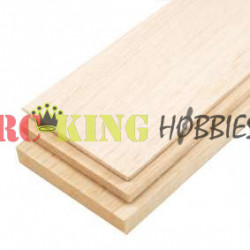 Balsa Wood 3mm