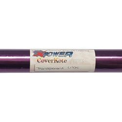 Transparent Lilac Iron-on...