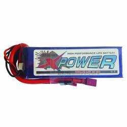 XPower 1800mah 2S 6.6v LiFe...