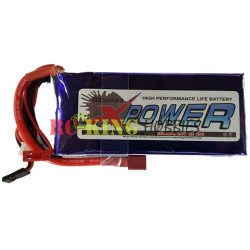 XPower 3200mah 2S 6.6v for...