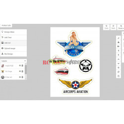 RC Custom Stickers and Decals