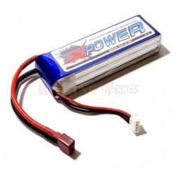 XPower 2200Mah 11.1v 3S 45C...