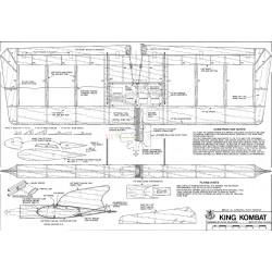 Printed King Kombat Plan