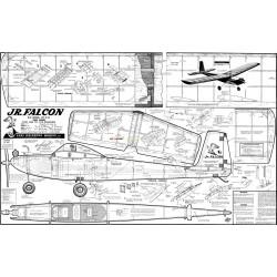Printed Jr Falcon Plan