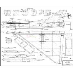 Printed Arrow plans