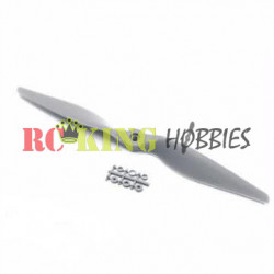 Electric Propeller Grey 14x7