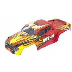 HSP 1/12 MT-H Body (Red and...