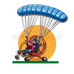 Paramotor Battery Bundle