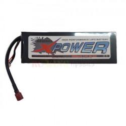 XPower 5300MAH 2S 7.4v 30C...