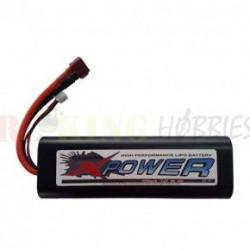 XPower 3900mah 2S 7.4v 40C...
