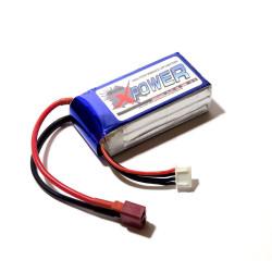 XPower 1300Mah 11.1v 3S 25C...