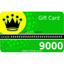 HSP Wolverine Body (Red)
