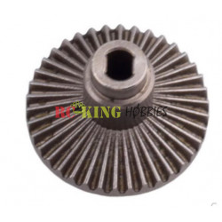 Rear Chassis Plate 2WD Aluminium Upgrade Part