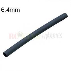 Black Heat Shrink 6.4mm x...
