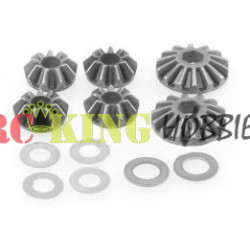 Diff Bevel Gears (HSP-14534)