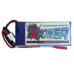 X-Power 1000Mah 11.1v 3S...