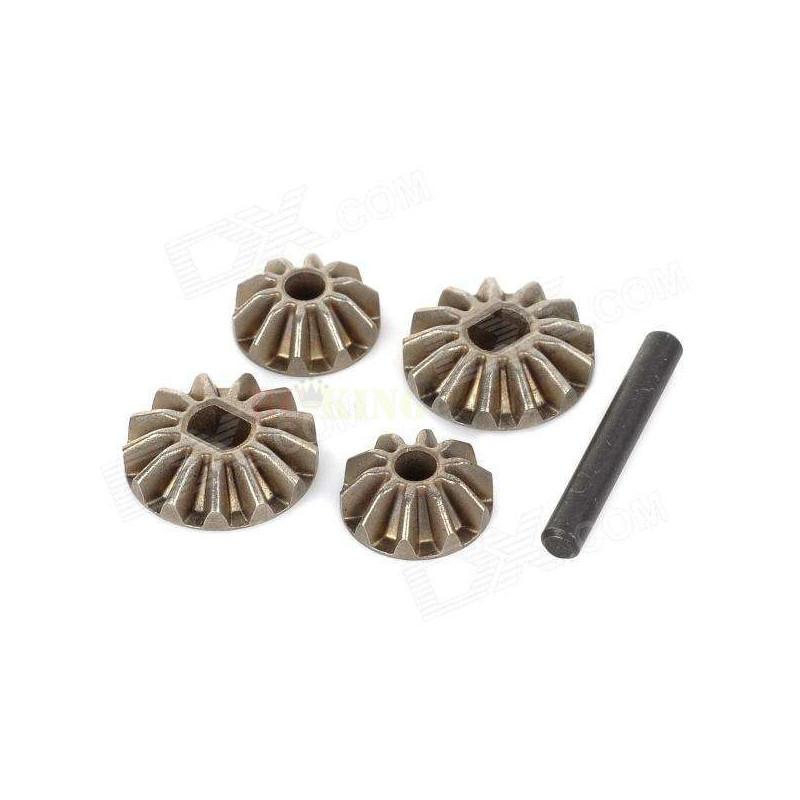 Metal Heat Sink 5V Cooling Fan For 1/10 Car 540 Motor