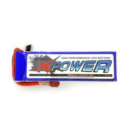 X-Power 5000Mah 11.1v 3S...