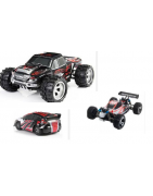 WL Toys 1/18 Scale Spares