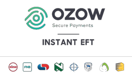 Ozow Secure Payment Gateway